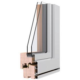 serramenti in legno/alluminio